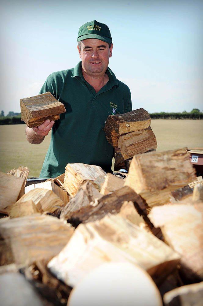 Kiln Farm firewood