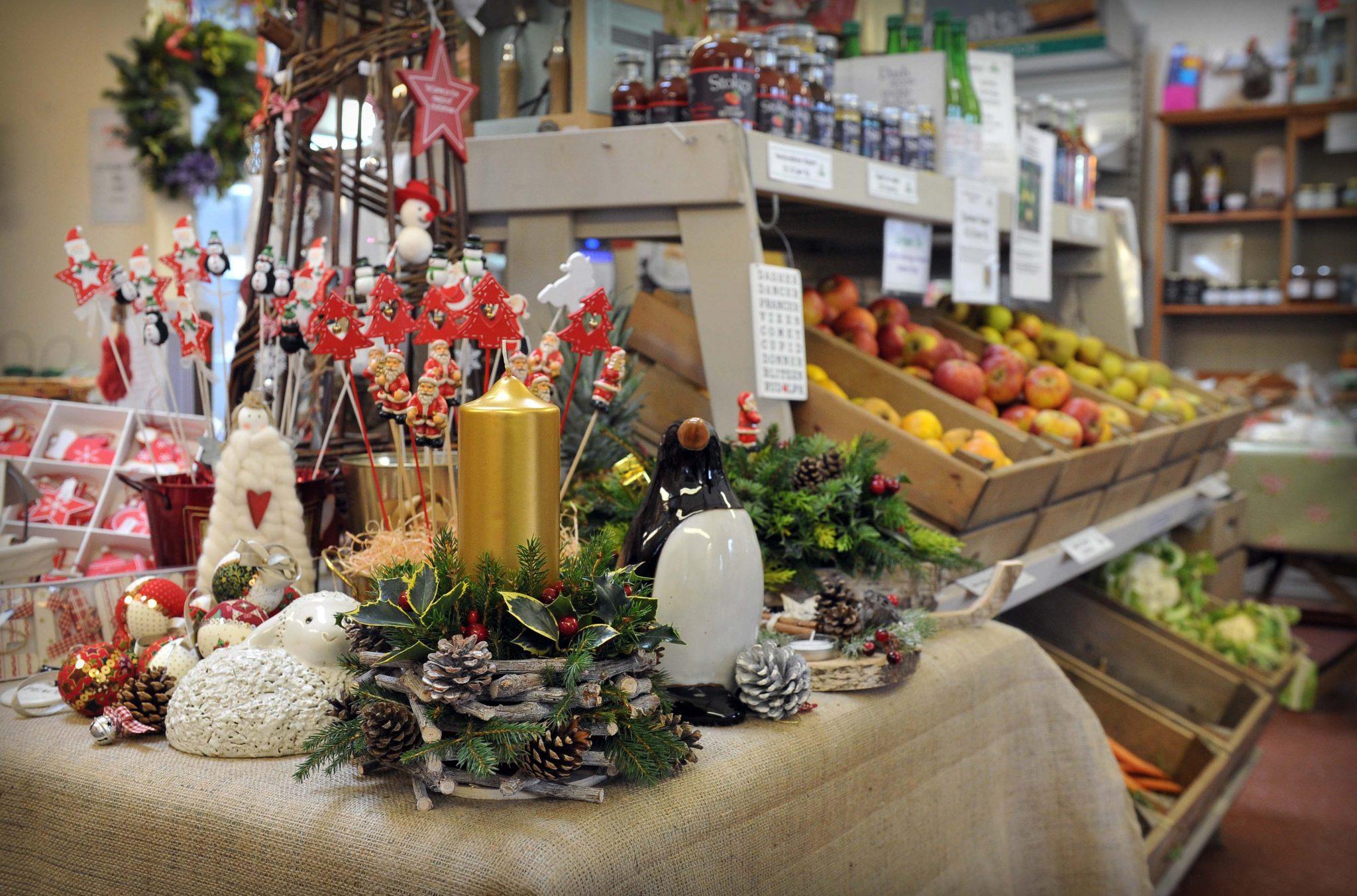 Kiln Farm Christmas Shop